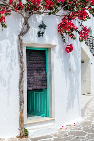 Print Art Antiparos Greece Alluring