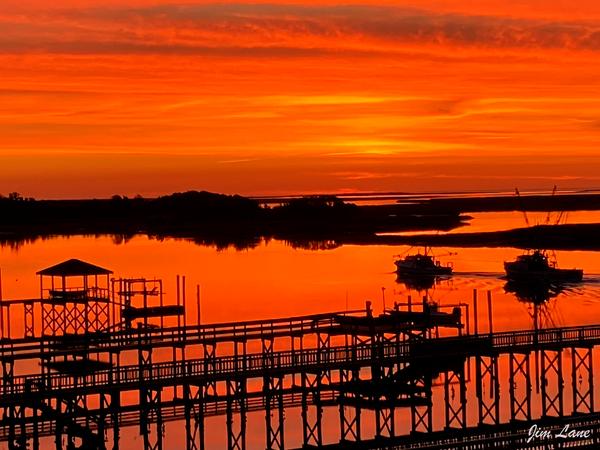 Wilmington Harbor Photography Art | Craig Primas Photography