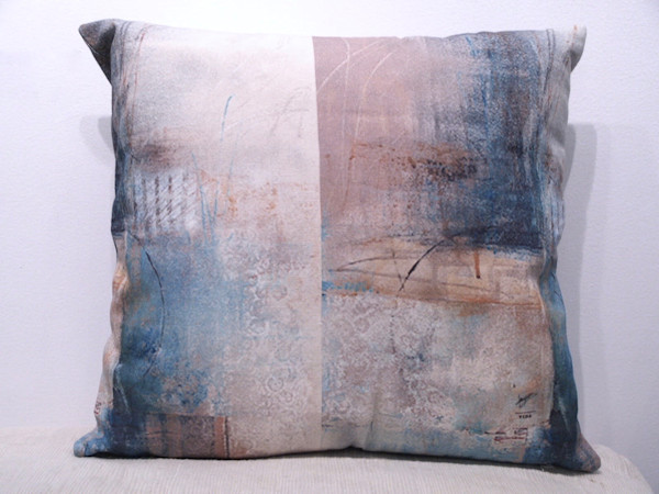 Montasia 2 Pillow | Laurie Fields Studio