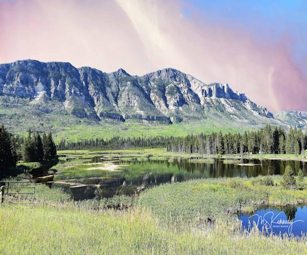 Reflecting Mountains Art | Cutlass Bay Productions, LLC