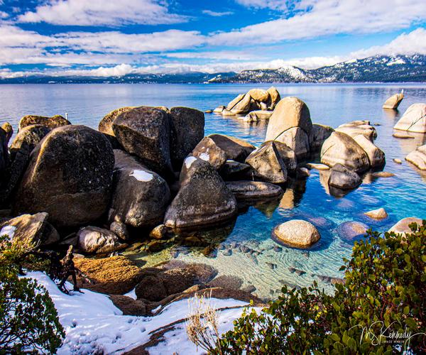Rocky Point Lake Tahoe  Art | Cutlass Bay Productions, LLC