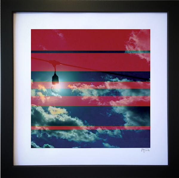 Bulb & Cloud Art | Jon Savage Contemporary Art
