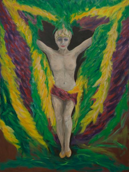 Katrina Vs Spirit Of New Orleans Art | BOI Partners LLC