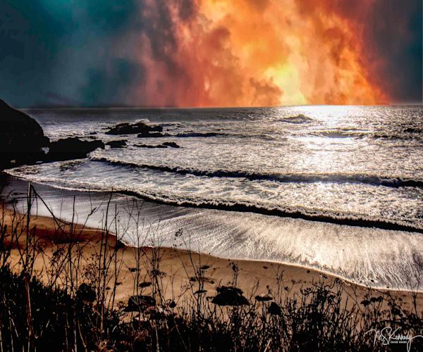 Calm Before The Storm Art   Cutlass Bay Productions, LLC