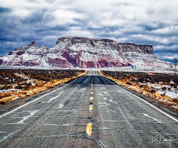 Monument Valley Road Art | Cutlass Bay Productions, LLC
