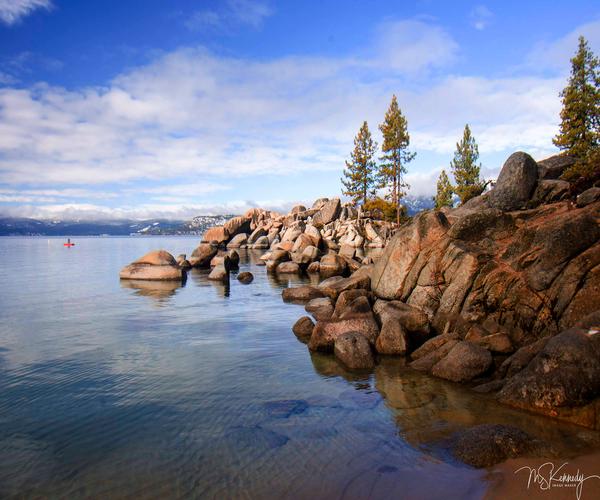 View Of Rock Formations Art | Cutlass Bay Productions, LLC