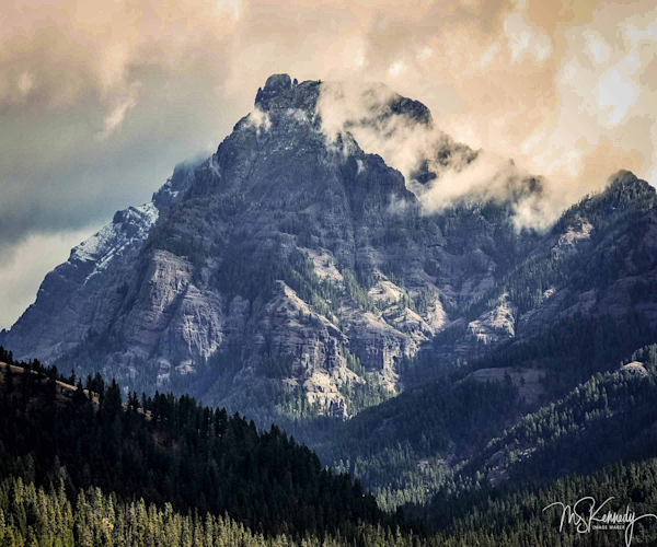 Bear Tooth Mountains Art | Cutlass Bay Productions, LLC