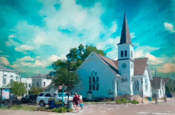 Bay St Louis Church Art | Windhorse