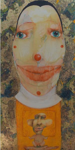 Clown Oracle Iii Art | East End Arts