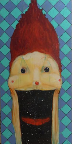 Clown Oracle I Art | East End Arts
