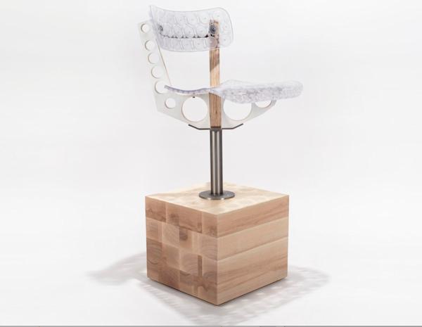 Prototype Barstool Art | East End Arts