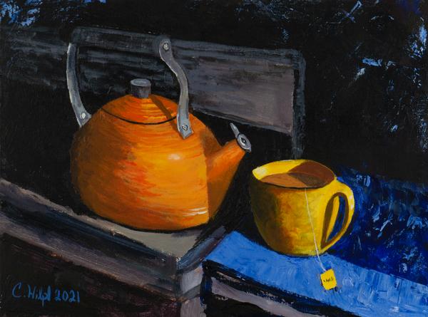 Tea Time Print
