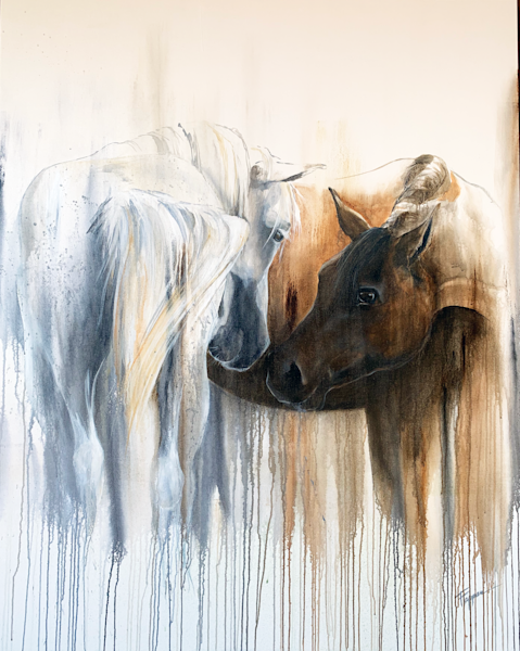 The Greeting Art | Equine Instincts Studio