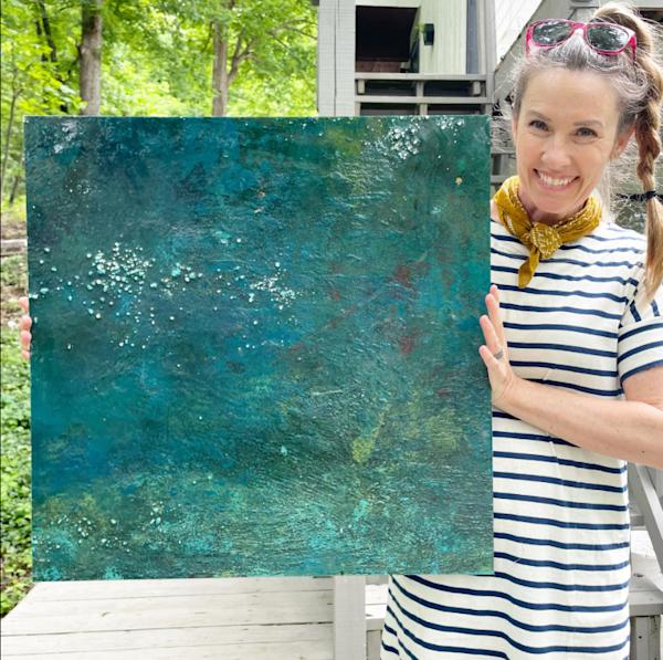 In The Flow  Art | Jenny McGee Art