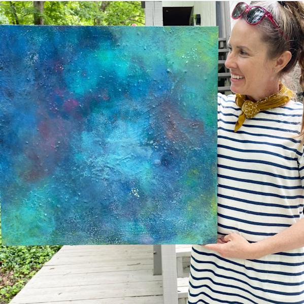 Breath Of Fresh Air Art | Jenny McGee Art