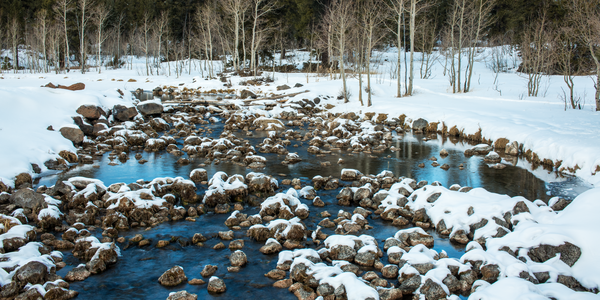 Winter Reflections Photography Art | Craig Primas Photography