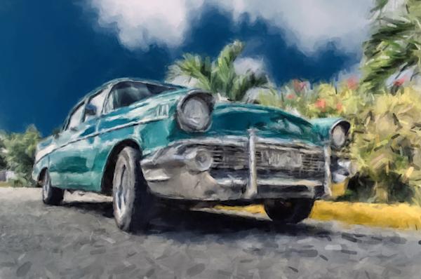 1950s Chevrolet Art | Windhorse