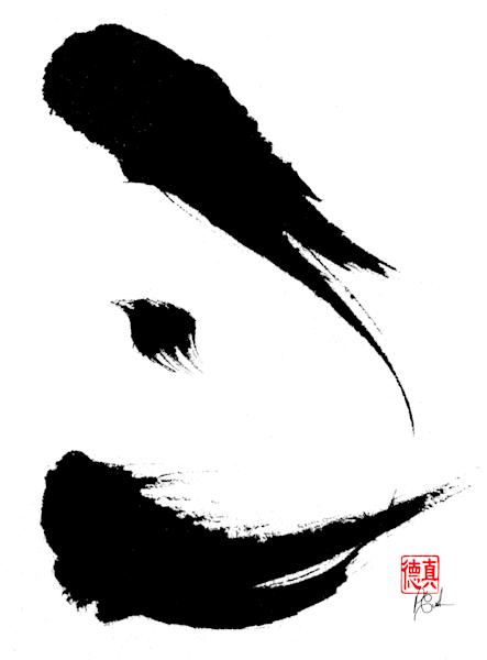 Koi Fish Art | Zen Art of Enlightenment
