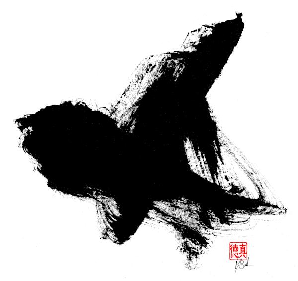 Frog Contemplates Art | Zen Art of Enlightenment
