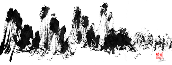 Tianzi Mountain Art | Zen Art of Enlightenment