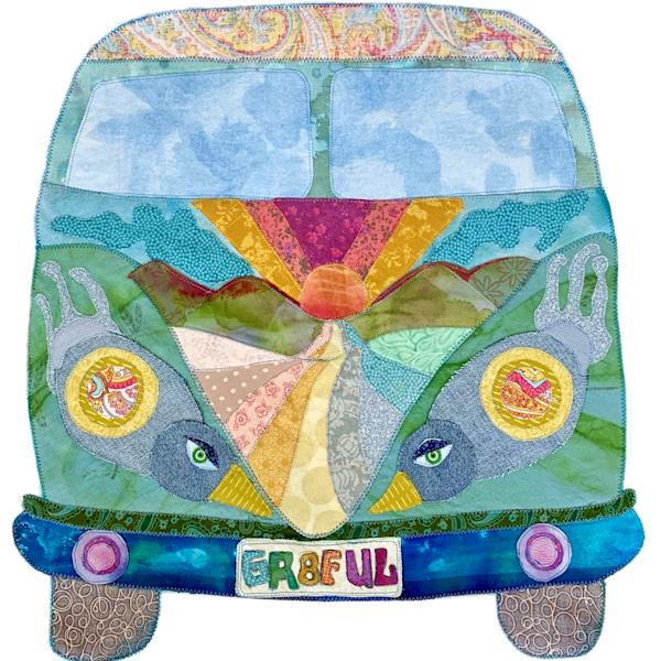 Truckin Art | Karen Payton Art
