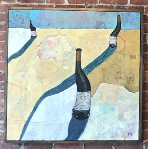 La Tache Series Iii Art | D. Colabella Fine Art Gallery