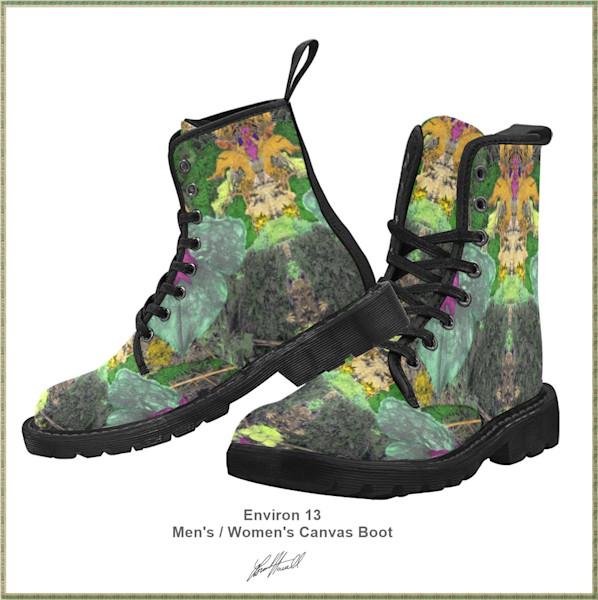 Environ 13 Canvas Boots M/W