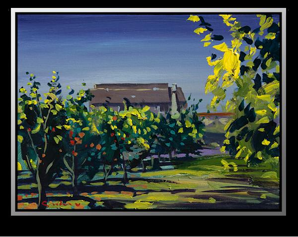 "Simon Bull Available Original Painting - ""No Pressure"""