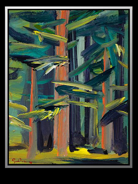 "Simon Bull Available Original Painting - ""History"""