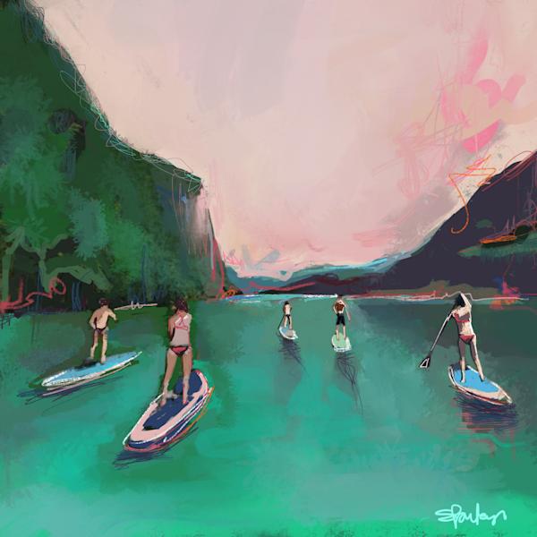 The Great Escape Art | Atelier Steph Fonteyn