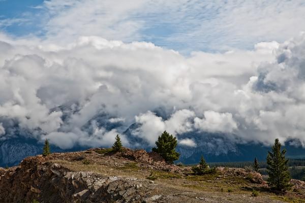 Climbing Into The Clouds Photography Art   Alina Marin-Bliach Photography/alinabstudios LLC