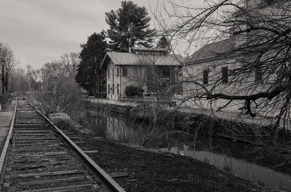 On The Canal Photography Art   Alina Marin-Bliach Photography/alinabstudios LLC