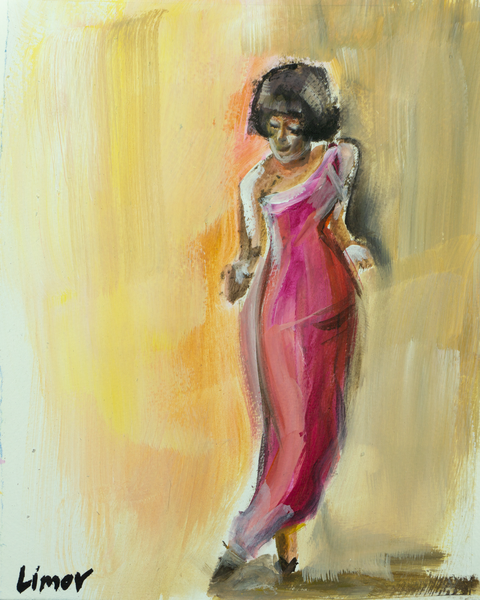 Dancing Supreme Art | Limor Dekel Fine Art