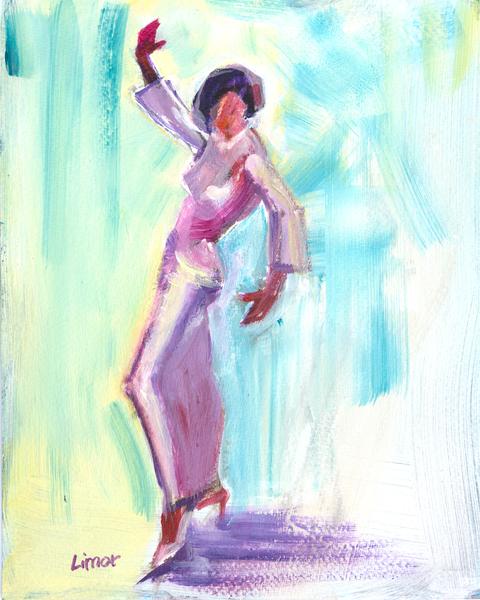 Motown Pose Art | Limor Dekel Fine Art