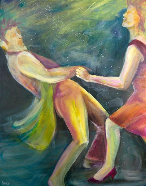 The Twist Art | Limor Dekel Fine Art
