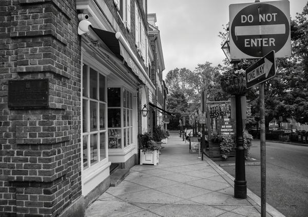 Where The Inn Once Stood Photography Art | Alina Marin-Bliach Photography/alinabstudios LLC