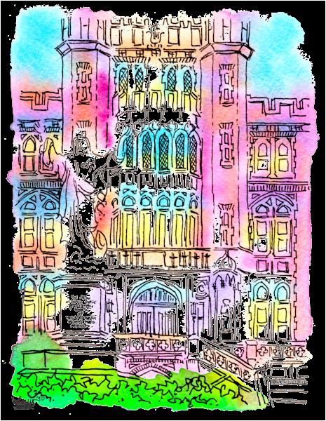 Loyola University Art | bharris Art, LLC