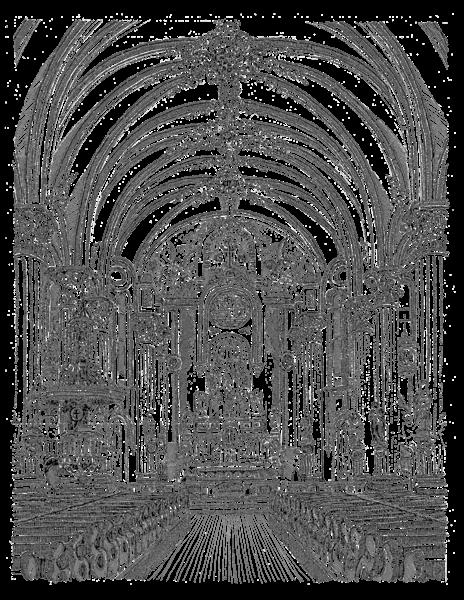St. Mary's Assumption Church Art | bharris Art, LLC