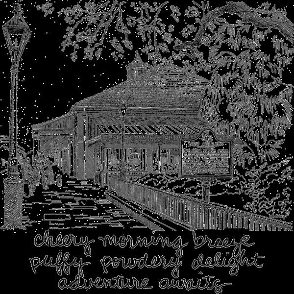 Cafe Du Monde Art | bharris Art, LLC