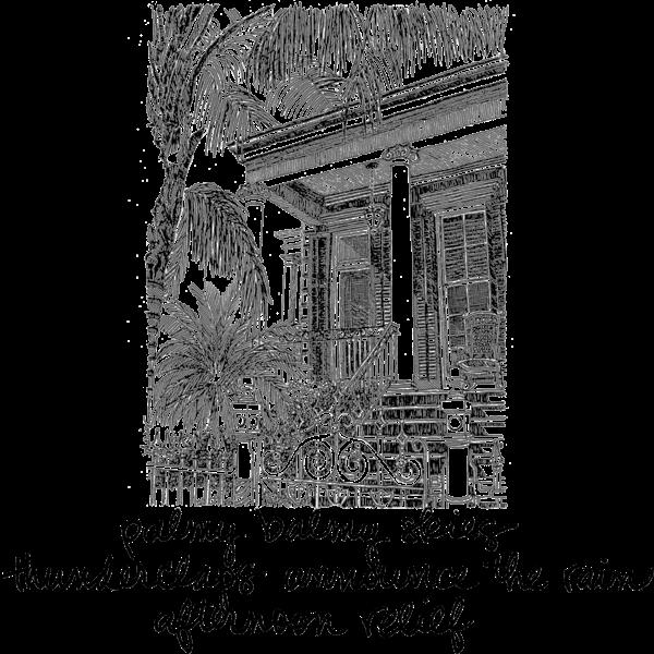 Shotgun House (St. John) Art   bharris Art, LLC