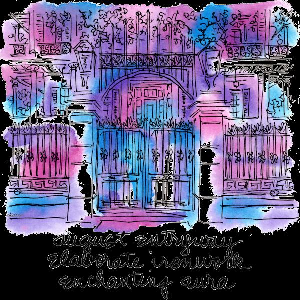 Buckner Mansion Art   bharris Art, LLC