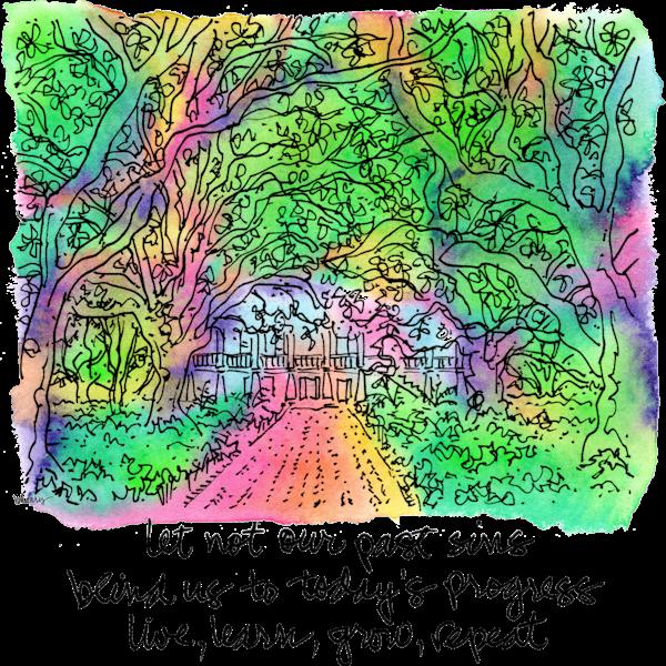 Whitney Plantation Art | bharris Art, LLC