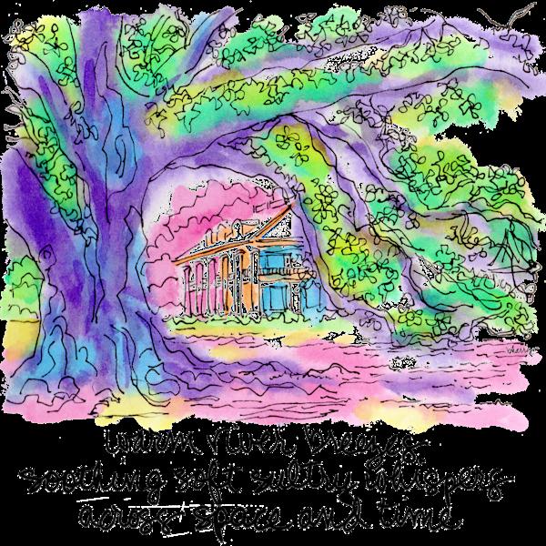Houmas House Art | bharris Art, LLC