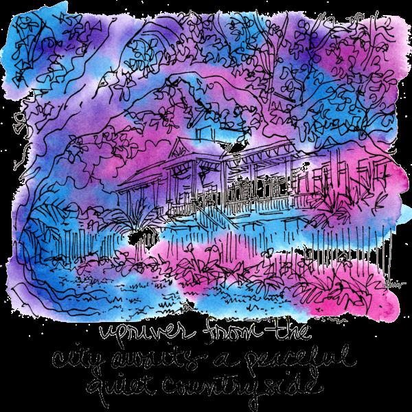 """After Dark"":  Laura Plantation Art | bharris Art, LLC"