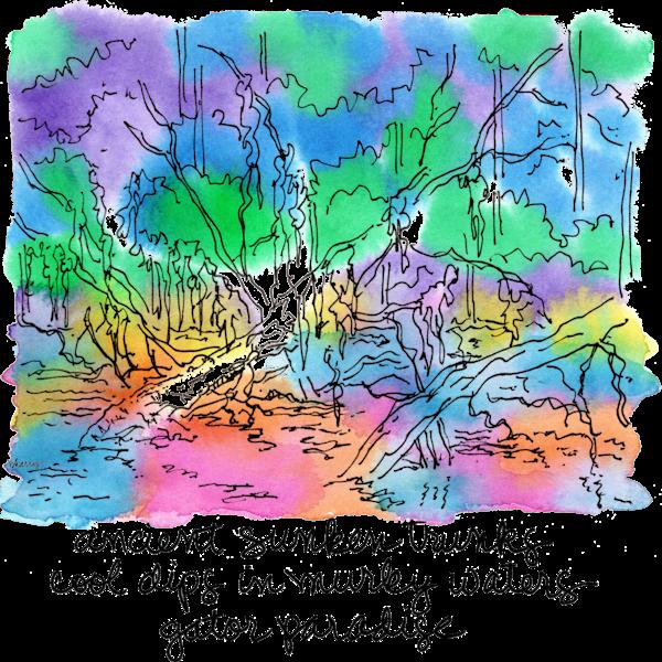 Honey Island Swamp Art | bharris Art, LLC
