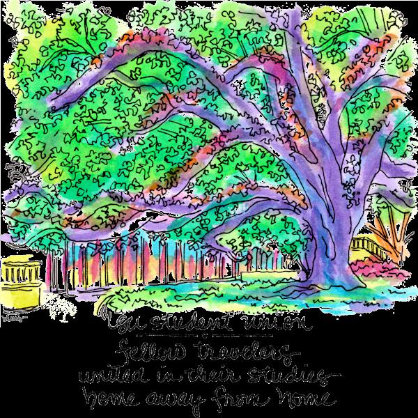 Student Union Art | bharris Art, LLC