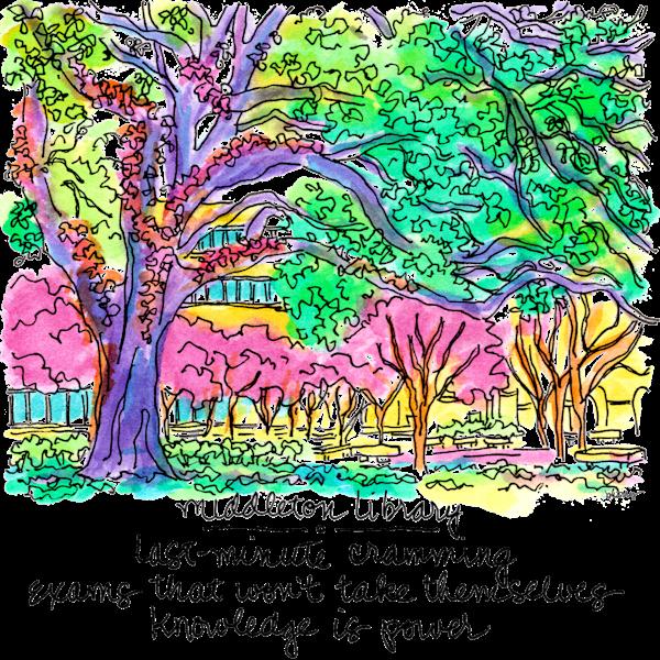 Middleton Library Art | bharris Art, LLC