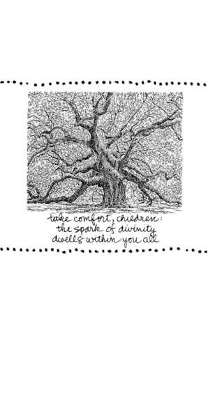 Angel Oak Art | bharris Art, LLC