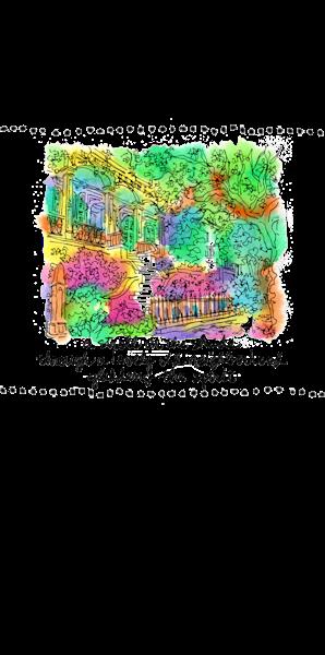 Lower Garden District Art | bharris Art, LLC