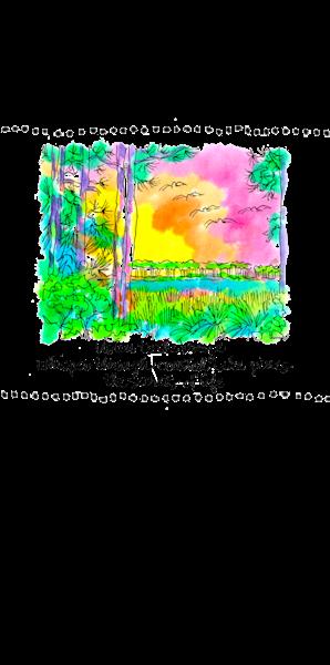 Western Lake Pines Art | bharris Art, LLC